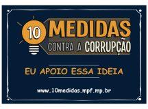 MPF entrega mais de 2 milhões de assinaturas de apoio a projeto anticorrupção