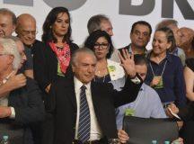 PMDB decide esta semana sobre permanência no governo