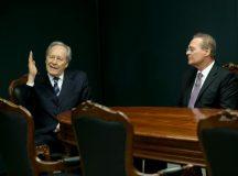 Renan e Lewandowski vão decidir juntos roteiro do impeachment no Senado