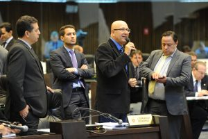 Assembleia aprova novo salário mínimo regional do Paraná Publicado em 27/04/2016 18:13. Foto: ALEP