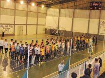 Taça Ouro e Prata de Futsal de Jaguariaíva inicia na terça