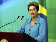 Dilma se diz indignada com decisão sobre impeachment