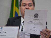 Ex-senador Gim Argello é preso em Brasília na 28ª fase da Lava Jato