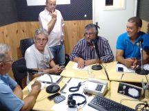 Prefeito Braz Rizzi participou de entrevista na Rádio Cidade