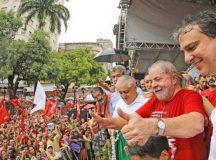 Lula espera tomar posse na Casa Civil na quinta-feira