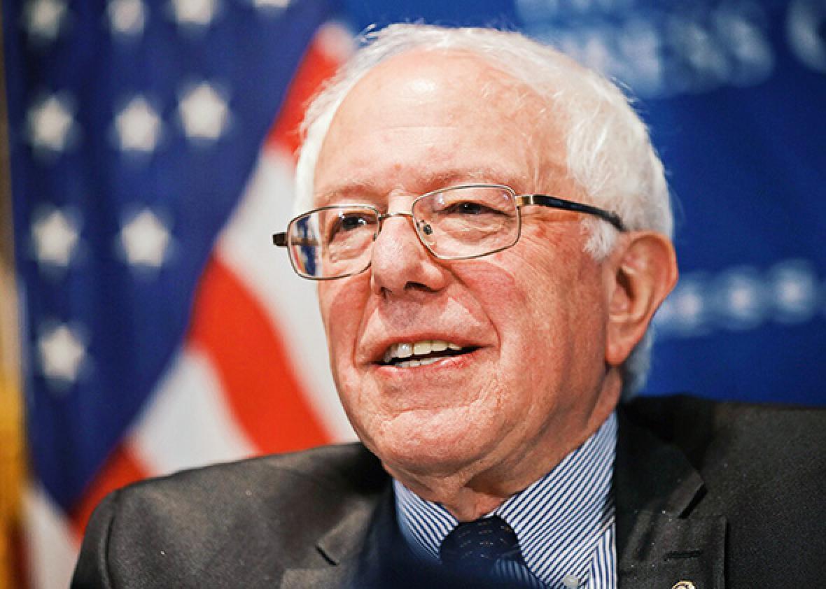 Sanders e Ted Cruz ganham primárias na campanha dos EUA