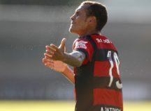 Flamengo empata com o Botafogo em Juiz de Fora