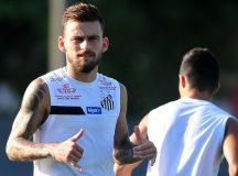 """Lucas Lima assume responsabilidade antes de final: """"Santos precisa de mim"""""""