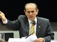O Ministro Marcelo Castro é um dos que resistem em deixar o Governo