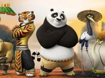 Kung Fu Panda 3 – Dias 23, 24, 30/04 e 1º/05