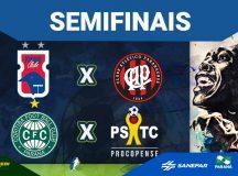 Paranaense: Atlético-PR x Paraná será às 16h20 de sábado; PSTC x Coxa, às 16h domingo