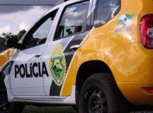 Casal de assaltantes roubou estabelecimento comercial no Centro