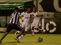 Atlético Paranaense é superado pelo Botafogo em Juiz de Fora