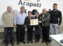 Aprovados três decretos que denominam ruas em Arapoti