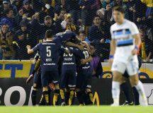 Grêmio é atropelado pelo Rosario Central e cai nas oitavas da Libertadores