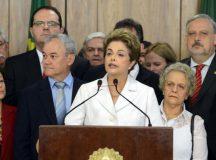 """Punição sem crime é a """"maior das brutalidades"""" contra o ser humano, diz Dilma"""