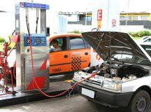 O aumento dos preços da gasolina e do etanol – além da necessidade de controlar os gastos em tempos de crise – está fazendo com que muitos motoristas optem pelo Gás Natural Veicular (GNV). Foto: Divulgação