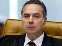 """Barroso considera grampo em seu gabinete algo """"gravíssimo"""" e uma """"desfaçatez"""""""
