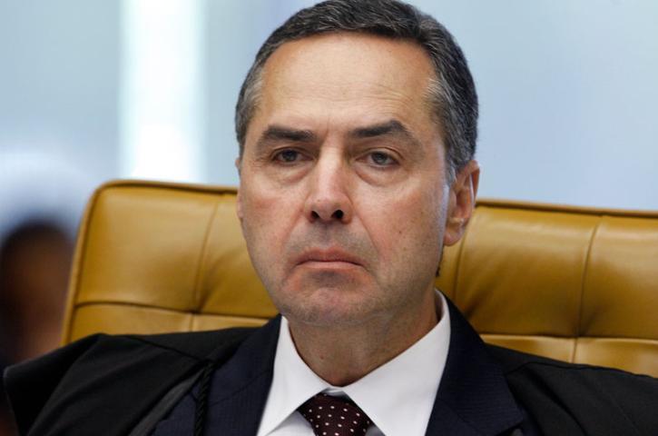 Barroso manda investigar vazamento de decisão sobre sigilo fiscal de Temer