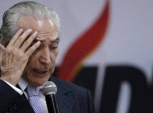 Temer diz que Jucá continuará auxiliando governo fora do ministério