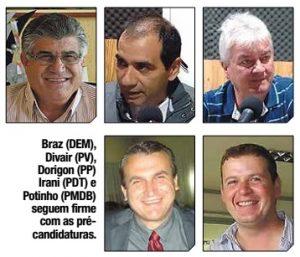 Outros Candidatos