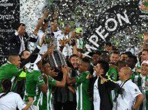Atlético Nacional vence Del Valle e é bicampeão da Libertadores