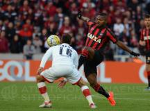 Atlético empata com o Vitória e retorna a quinta posição no Brasileirão