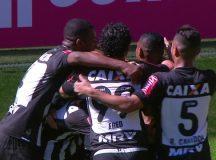 Atlético-MG vence o líder Palmeiras no Allianz Parque