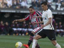 Corinthians empata com São Paulo pelo Brasileirão 2016