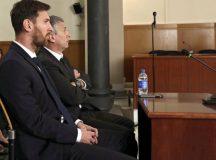 Messi é condenado a 21 meses de prisão por fraude fiscal