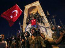 Quase 200 pessoas morrem em tentativa de golpe; cinco generais são afastados