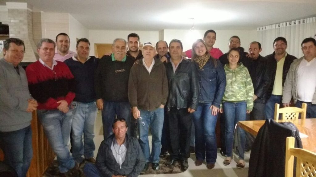 Reunião do PSDB que definiu Carlinho Ratinho como pré-candidato. Foto: Divulgação/PSDB Arapoti