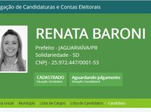 Surpresa: Filha de Baroni também será candidata a prefeita