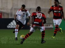 Atlético perde para o Flamengo no Espírito Santo