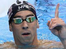 Phelps vence 200m medley pela quarta vez e chega a 22 ouros na carreira
