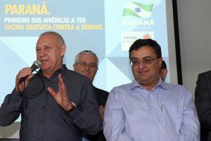 Campanha de vacina‹o contra a dengue