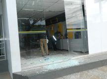 Agência do Banco do Brasil é assaltada pela segunda vez este ano