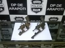 Polícia Civil localiza armas usadas nos homicídios da Vila Nova