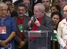 """""""Provem uma corrupção minha e eu irei a pé para ser preso"""", diz Lula"""