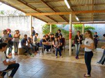 Estudantes ocupam Rui Barbosa contra a reforma do Ensino Médio