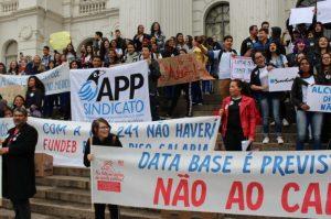 Foto: Divulgação/APP Sindicato