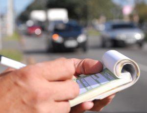 Multas para infrações de trânsito ficam mais caras a partir de novembro. Foto: Divulgação Detran PR