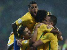Brasil assume a liderança das Eliminatórias para a Copa de 2018