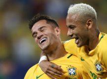 Em casa, Brasil dá show e bate a Bolívia por 5 a 0