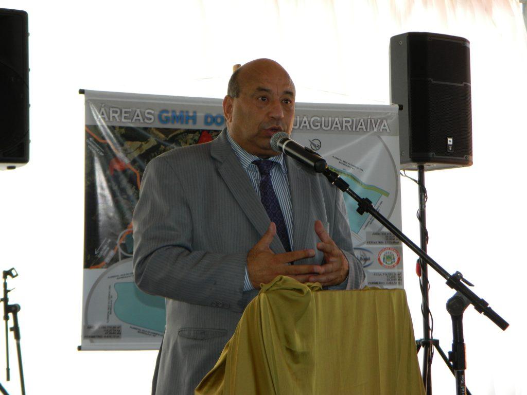 Ghassan Saab, diretor da CCIBRA e representante da GMH no Brasil. (Diego Soares/Folha Paranaense)