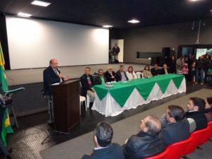 Em Julho a GMH assinou o protocolo de intenções que deu início ao processo de instalação do frigorífico em Jaguariaíva