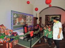 Jaguariaíva inicia programação natalina