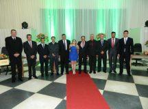 Sessão Solene marcou a posse do prefeito, vice e vereadores em Arapoti