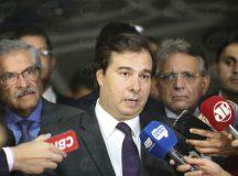 Ministro do Supremo libera candidatura de Maia à reeleição na Câmara
