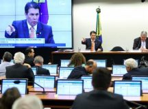 A Comissão Especial da Reforma da Previdência faz reunião deliberativa -Marcelo Camargo/Agência Brasil